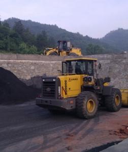 洗煤用重介质粉工艺流程的组成
