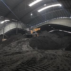 造成重介质选煤损耗的主要原因是什么